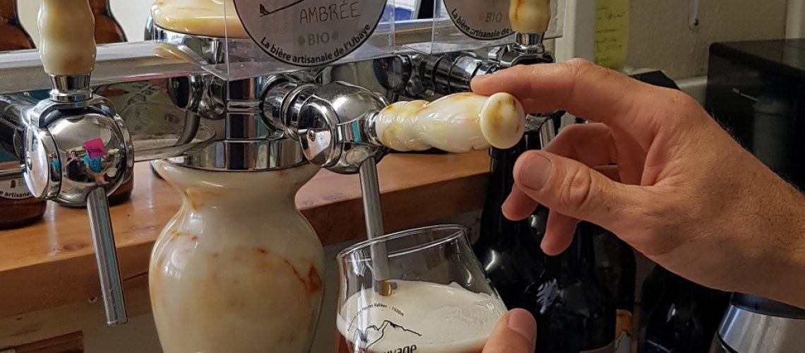 pression sauvage brasserie hautes vallées Ubaye biere artisanale