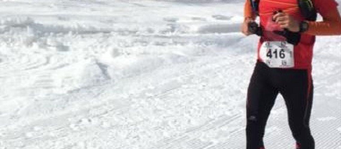snowtrail salomon ubaye bière la sauvage