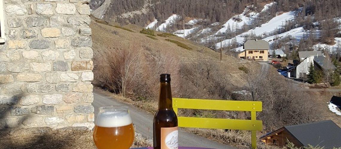 terrasse biere la sauvage ubaye saint-paul
